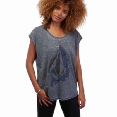 volcom ボルコム ファッション 女性用ウェア Tシャツ volcom pony-gold-ct