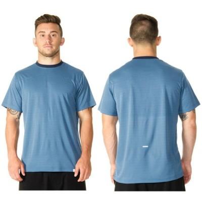 メンズファッション ルカ  _no_color_ RVCA VA Sport Plata T-Shirt - Large - Desert Blue