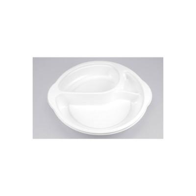 【50枚】BFカレー内10 ホワイト 本体 使い捨て 弁当 惣菜 シチュー カレー容器 (本体のみ)50枚入