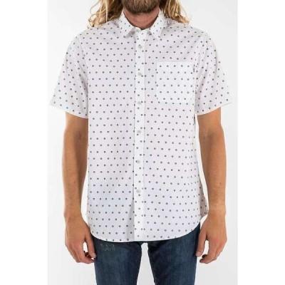 ケイティン メンズ シャツ トップス Katin Men's Mission Button Up Shirt