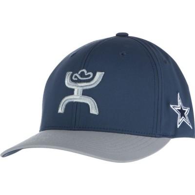 フーイ Hooey メンズ キャップ 帽子 Dallas Cowboys Nephrite Adjustable Hat