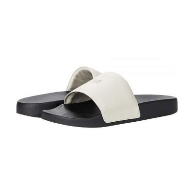 AllSaints メンズ 男性用 シューズ 靴 サンダル Carmel - White Leather