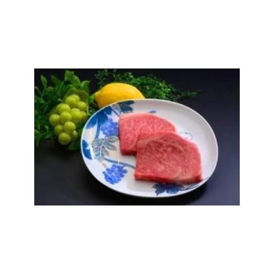 ふるさと納税 J301佐賀牛(伊万里牛A5)ロースステーキ約140g×2枚 佐賀県伊万里市