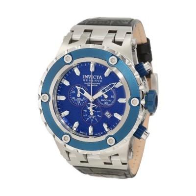 新品 並行輸入品Invicta Men's 10085 Subaqua Reserve Chronograph Blue Textured Dial Watch