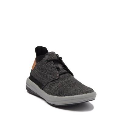 メレル メンズ スニーカー シューズ Gridway Mid Sneaker BLACK