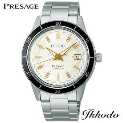 セイコー SEIKO プレザージュ PRESAGE ベーシックライン Basic Line Style 60's メンズ腕時計 日本国内正規品 1年保証 SARY193