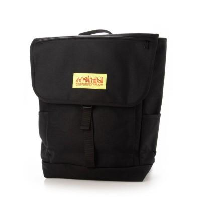 マンハッタンポーテージ Manhattan Portage Washington SQ Backpack NYC Print 2021SS (Black)
