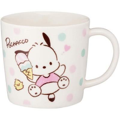 サンリオ(SANRIO) 「 ポチャッコ 」 アイス マグカップ S 白 306117