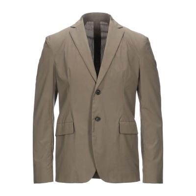 アクネ ストゥディオズ ACNE STUDIOS テーラードジャケット グリーン 46 コットン 100% テーラードジャケット