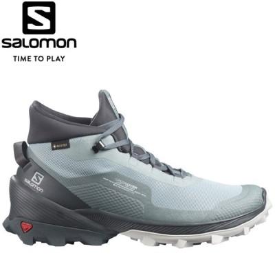期間限定お買い得プライス サロモン SALOMON クロス オーバー チャッカ ゴアテックス L41283500 レディースシューズ