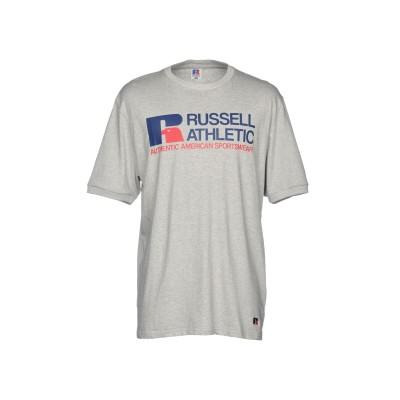 ラッセルアスレチック RUSSELL ATHLETIC T シャツ ライトグレー XS 100% コットン T シャツ