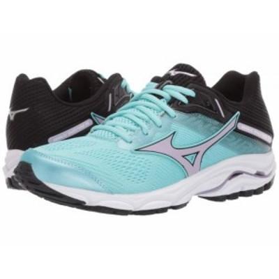 Mizuno ミズノ レディース 女性用 シューズ 靴 スニーカー 運動靴 Wave Inspire 15 Angel Blue/Lavender Frost【送料無料】