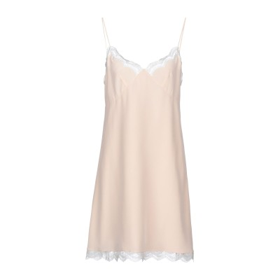 クロエ CHLOÉ ミニワンピース&ドレス ピンク 36 シルク 100% / コットン / ポリエステル ミニワンピース&ドレス