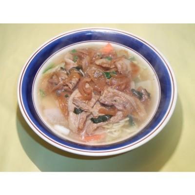 スタミナ(サムギョプサル)温麺