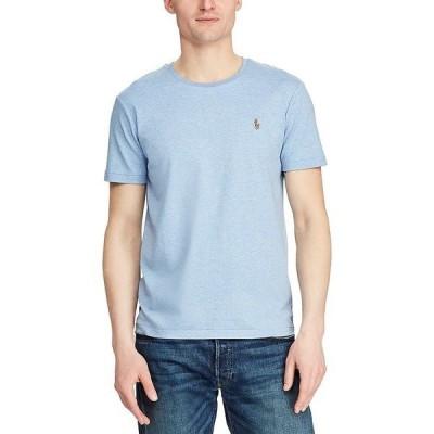 ラルフローレン メンズ Tシャツ トップス Soft Cotton Short-Sleeve Tee Jamaica Heather