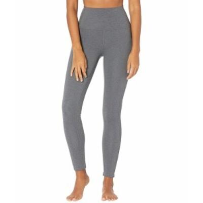 マンデュラ レディース カジュアルパンツ ボトムス Renew Pocket Legging Heathered Grey