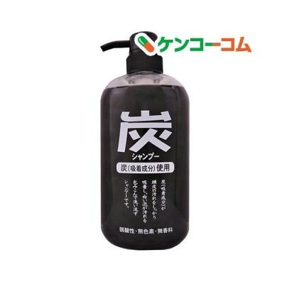 炭シャンプー ( 600ml )