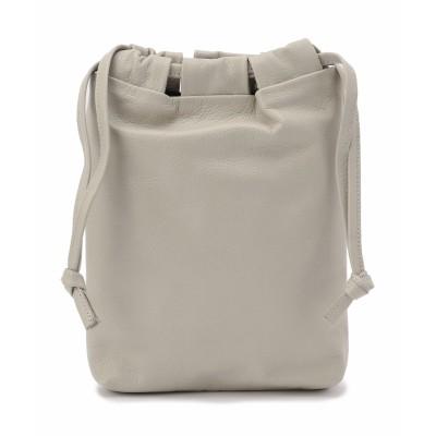 【Safari 4月号掲載】CULTIVATE / ストラップ巾着バッグ