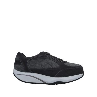 MBT スニーカー&テニスシューズ(ローカット) 鉛色 36 革 / 紡績繊維 スニーカー&テニスシューズ(ローカット)