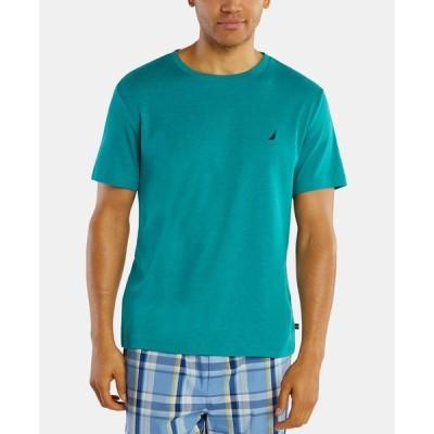 ナウティカ メンズ Tシャツ トップス Men's Pajama T-Shirt