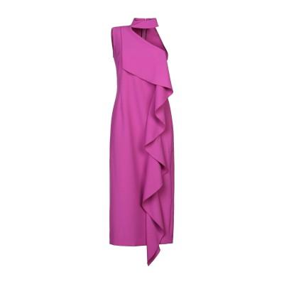 ANNA RACHELE 7分丈ワンピース・ドレス ライトパープル 44 ポリエステル 95% / ポリウレタン 5% 7分丈ワンピース・ドレス