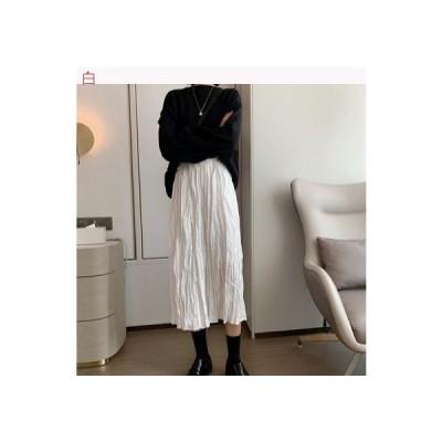 【送料無料】夏 韓国風 ミディ丈 折り畳む 裾 女 ルース ハイ | 346770_A63332-5711049