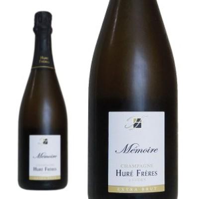 シャンパン ユレ フレール メモワール エクストラブリュット 750ml