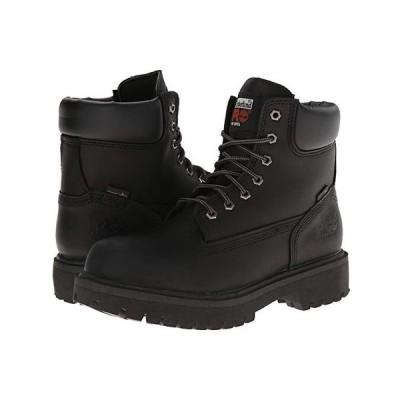 """ティンバーランド Direct Attach 6"""""""" Soft Toe メンズ ブーツ After Dark Full-Grain Leather"""