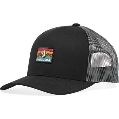 ボルコム Volcom メンズ キャップ 帽子 Stone Hill Cheese Cap Black