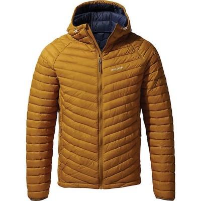クラッグホッパーズ ジャケット&ブルゾン メンズ アウター Craghoppers Men's Expolite Hood Jacket Spiced Copper