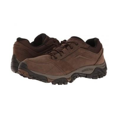 Merrell メレル メンズ 男性用 シューズ 靴 ブーツ ハイキング トレッキング Moab Adventure Lace - Dark Earth