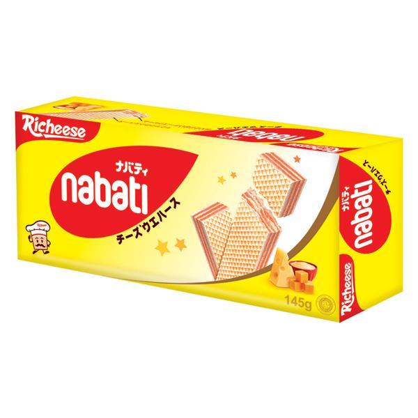 Richeese麗芝士 Nabati起司威化餅(145g)
