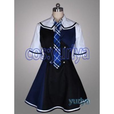 グリザイアの果実 榊 由美子 美浜学園制服 コスプレ衣装