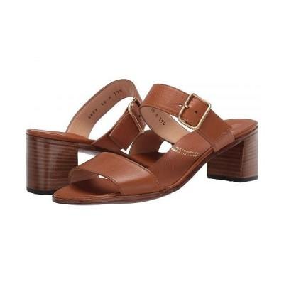 Gravati グラヴァティー レディース 女性用 シューズ 靴 ヒール Double Strap Heeled Sandal - Cuoio