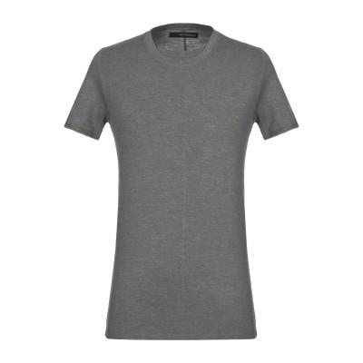 JEORDIE'S T シャツ グレー M レーヨン 77% / ウール 14% / ポリウレタン 5% / ナイロン 4% T シャツ