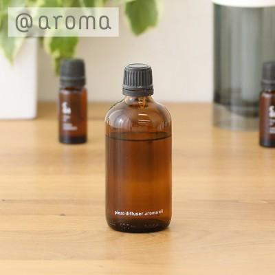 アットアロマ (@aroma) ピエゾディヒューザーアロマベース液 80ml/ @アロマ 希釈液