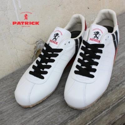 交換返品送料無料 パトリック スニーカー ソルソナ ホワイト PATRICK SOLSONA WHT 21180 定番