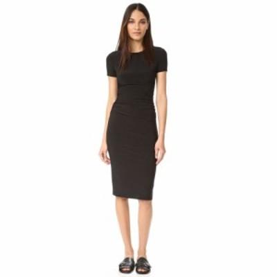 ノーマ カマリ Norma Kamali レディース ワンピース ワンピース・ドレス Kamali Kulture Shirred Dress Black