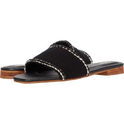 カーナス KAANAS レディース サンダル・ミュール シューズ・靴 Jamaica Handwoven Sandals with Braid Black