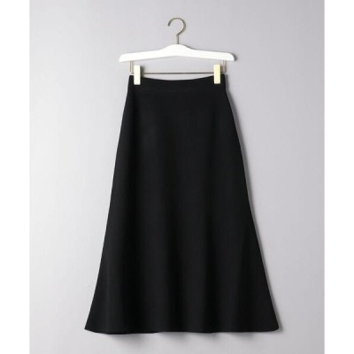 スカート <Marilyn Moon(マリリンムーン)>フィット フレア イージースカート