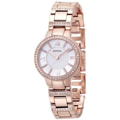 [フォッシル] 腕時計 VIRGINIA ES3284 正規輸入品