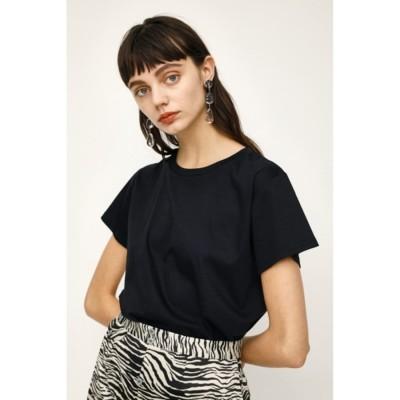 MERCERIZE BASIC Tシャツ (BLK)