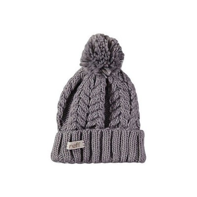 ネフ ヘッドウェア 帽子 ハット ビーニー ニット帽 Neff 帽子 キャップ ハット - Neff レディース ビーニー - Kaycee - グレー ワンサイズ