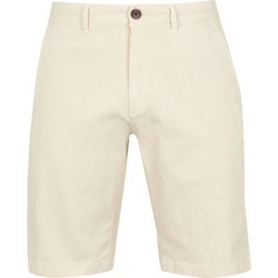 HKT メンズ ショートパンツ ボトムス・パンツ Dye Stretch Shorts Light Beige