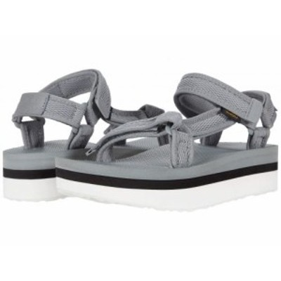 Teva テバ レディース 女性用 シューズ 靴 サンダル Flatform Universal Mesh Print Griffin【送料無料】