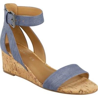 エアロソールズ レディース サンダル シューズ Willowbrook Ankle Strap Wedge Sandal