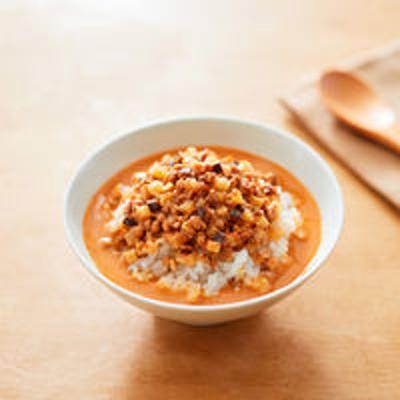 良品計画無印良品 ごはんにかける 胡麻味噌担々スープ 180g(1人前) 2袋 良品計画<化学調味料不使用>