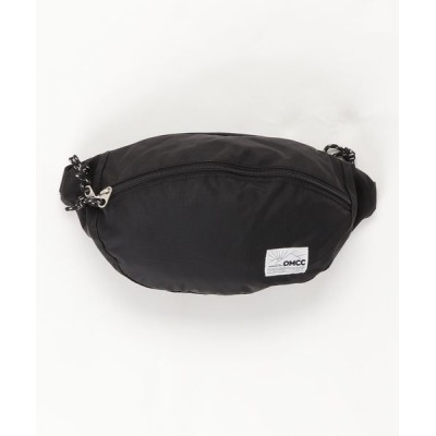 FUZZBOXX / PK Fannypack Round-M Ripstop Nylon Solid WOMEN バッグ > ボディバッグ/ウエストポーチ