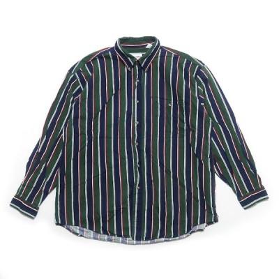 WillowBay マルチカラー  ストライプ シャツ サイズ表記:XL