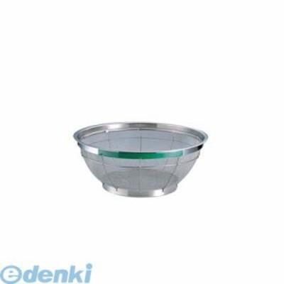 [AZL4716] TKG NEWマンモス カラー 浅型ざる 25 グリーン 4905001113925